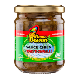 Sauce Chien Traditionnelle