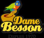 Nouveau logo Dame Besson