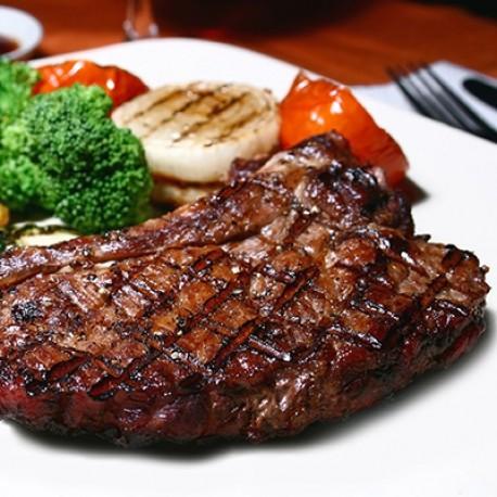 Bifteck d'aloyaux au BBQ